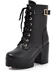Women's Heels Spring / Fall / WinterHeels  Western Boots / Riding Boots / Fashion Boots / Motorcycle Boots / Bootie /