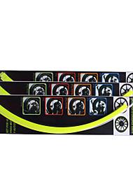 колесо светоотражающие наклейки автомобильные аксессуары ступицы колеса автомобиля наклейки ступиц светоотражающие наклейки поделки