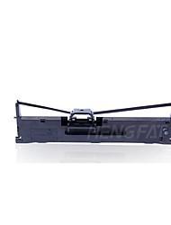 adapté pour epson ruban lq-630K en rack 635K 730k 615k 735k 610 K noyau contenant 12 m noir