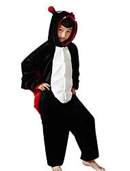 Kigurumi Pigiami pipistrello Calzamaglia/Pigiama intero Feste/vacanze Pigiama a fantasia animaletto Halloween Collage Kigurumi Per Bambino