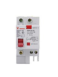 interruptor do ar disjuntor pequeno circuito protetor de escapamento com interruptor de fuga