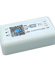1шт контроллер WiFi для ИОС и андроид приложение для RGB LED огни DC12-24V макс 12а