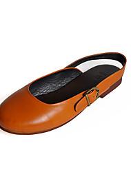 Su Xiang® Women's Cowhide Sandals-608-1