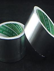 Factory Wholesale Heat Temperature Aluminum Foil Tape / Aluminum Foil / Radiation Supplies Aluminum Foil