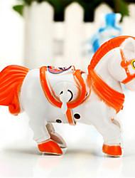 Игрушка с заводом Игрушка новизны / / Лошадь ABS Желтый Для детей