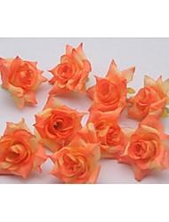 casamento Artesanato florais 1pc, branco / laranja / rosa / amarelo / roxo