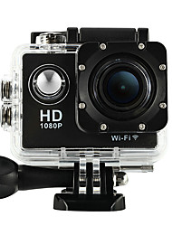 Other W8 Accessori Kit / Sport cam 2.0 12MP / 8MP / 5MP 1920 x 1080 240fps 20x ± 2EV CMOS 4 GB Formato H.264Romeno / Coreano / Inglese /
