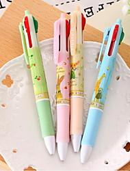 4 Color Pen Pet Forest
