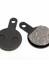 GEKOO Cycling Disc Brake Semimetal  Pads For Tektro IOX, NOVELA Disc Brake