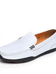 Summer Autumn New Fashion Trend Men's Genuine Leather Flats/Loafers for Casual Style in Party/Office/Wedding