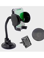 monté sur un véhicule support mobile de téléphone de sortie d'air téléphone mobile navigation voiture trois en un s2081 de support commun