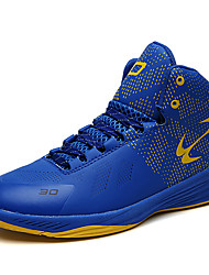 Men's Basketball Shoes Microfiber Breathable Profession Athletic Shoes