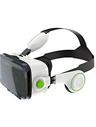 VR Box 3D Glasses Virtual Reality Helmet with Bluetooth Headset