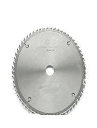 profilés en aluminium, lames de scies circulaires (4x30t), 230 * 2,5 * 25,4 * 60T