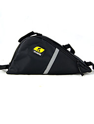 Bike Frame Bag Wearable / Phone Holder /Touch Screen / Multifunctional / Shockproof Cycling/Bike PVC Gray / Black B-SOUL
