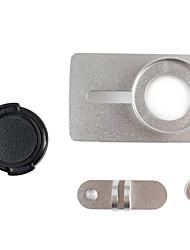 Accessori GoPro custodia protettiva Resistente agli urti / Conveniente, Per-Action cam,Xiaomi Camera / GoPro Hero 5 Bicicletta 1PCSlega