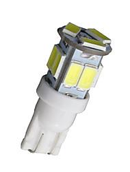 10x T10 W5W 192 168 194 7014 5730 11smd 11 luci di posizione a led luce principale cuneo 12v