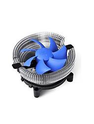 plat trois oiseaux bien connu 3 nouveau muet 775 cpu plate-forme ultra ventilateur de radiateur amd1150