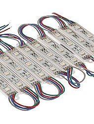 IP65 12w 60x5050smd 960lm verde / blu / giallo / rosso / bianco freddo / bianco caldo / LED RGB moduli luminosi (12 V CC)