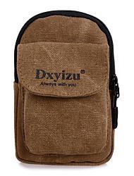Men Canvas Sports / Outdoor Waist Bag