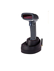 arma laser sem fio de código de barras varredura (varredura Classificação: 3mil, de interface: interface USB, com pedestal)