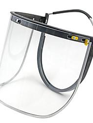haute température anti-splash masque protecteur support de visière transparente