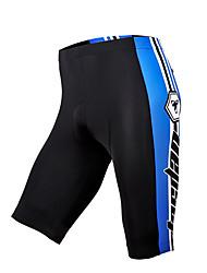 TASDAN Cuissard Rembourré de Cyclisme Homme Vélo Cuissard à bretelles Shorts Rembourrés Cuissard  / Short Shorts Sous-vêtementsRespirable