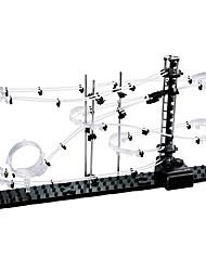 plastique et métal au-dessus de 6 blocs de construction pour jouet de nouveauté