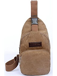 Men Canvas Outdoor Shoulder Bag