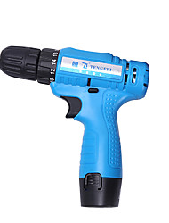 12V Rechargeable Lithium-Ion Technology Holds The Hand Drill / Multifunction Household Electric Screwdriver