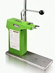 The Supply Of Fresh Vegetables Supermarket Tying Machine Shop 711 Sealing Machine