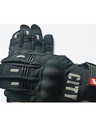 moto gants de course chevalier équitation gants hors route de moto complet des gants tactiles des doigts, la nuit de réflexion