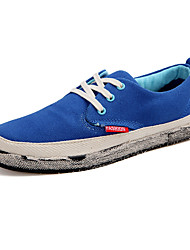 Women's Sneakers Spring / /Tulle Outdoor /Summer / Fall / Winter Comfort / Round Toe/ Canvas Athletic / Casual Flat