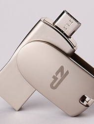 ZP C05 64 Гб USB 2.0 Водостойкий / Ударопрочный / Вращающийся / Поддержка OTG (Micro USB)