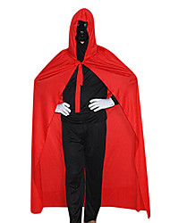 Cosplay Costumes/Party Costumes Ghost / Zombie / Vampires Halloween / Carnival / Oktoberfest Red / Black Vintage Terylene Shawl