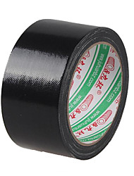 Insulation Cloth Tape / Duct Tape / Carpet Tape / Black Cloth Tape 4.5Cm * 13M