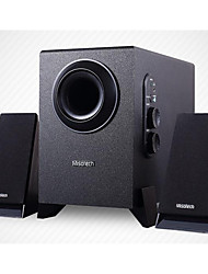 Ming Shuo ST-302S Active PC Phone Speaker 2.1 High Audio