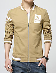 Men's vogue of new fund of 2016 autumn winters is recreational the jacket coat HXTX-8801
