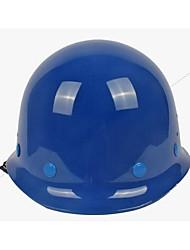 АБС разбив дышащий труда защитное термостойкое стекло, стальные шлемы ручка белый желтый красный синий