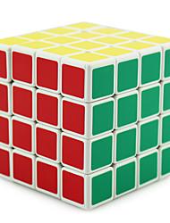 Shengshou® Cube velocidade lisa 4*4*4 Fluorescente / Velocidade / profissional Nívelapaziguadores do stress / Cubos Mágicos / Puzzle