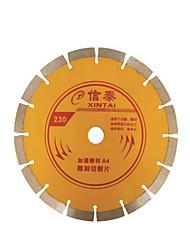 Lama (230 Nobuyasu giallo), diametro esterno: 230 (mm), diametro interno: 22,2 / 25,4 (mm), spessore: 2,0 (mm)