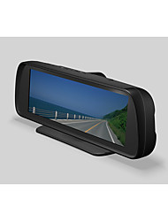 Intelligent Navigator / Double Recording /7 Inch Screen Before And After Recording / Vehicle Data Recorder