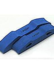 voiture Universel Noir / Blanc / Bleu / Gris Anti-Rub bande métallique