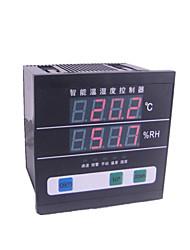 instrumento de controle de umidade temperatura (plug-in ac-220v; faixa de temperatura: -40-120 ℃; Faixa de umidade: 0-99,9%)