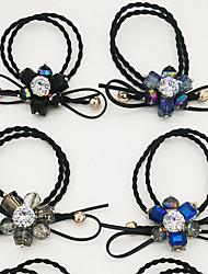 Women Gemstone & Crystal / Cubic Zirconia / Fabric Headband,Casual