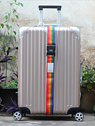 The New Tie Box With Pull Rod Luggage Luggage Suitcase Bundled With A Bundle Of Luggage To Tie The Rope