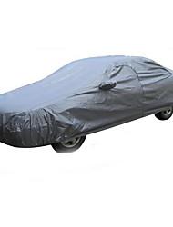 sombra tampa do carro isolado com o algodão novo flocking costura
