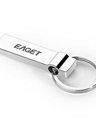 Eaget U90-128G 128GB USB 3.0 Resistente à Água / Resistente ao Choque / Tamanho Compacto