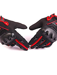 Motorcycle Motorcycle Full Finger Length Refers To The Hard Shell Protection Articulation Motor Sports Gloves