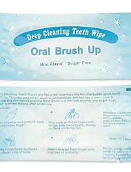 Grinigh Blanchiment des dents kits Naturel Adulte Bleu Plastic